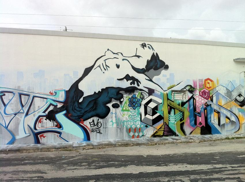 Graffiti summit fort lauderdale fl for Downtown hollywood mural project
